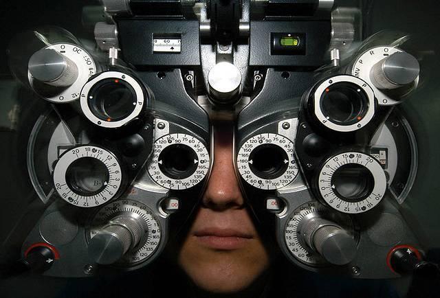 Optometría, disciplina encargada del cuidado primario de la salud visual.